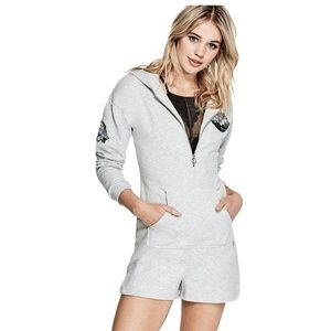 Guess JUNO Hooded Romper XS